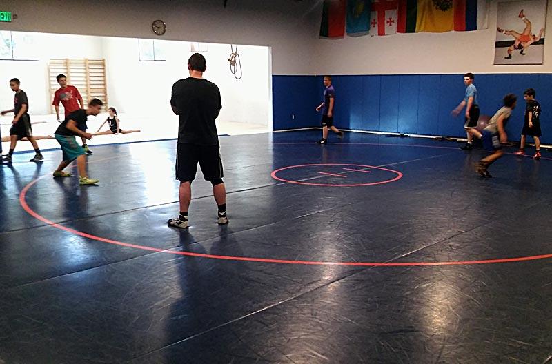 wrestling-class