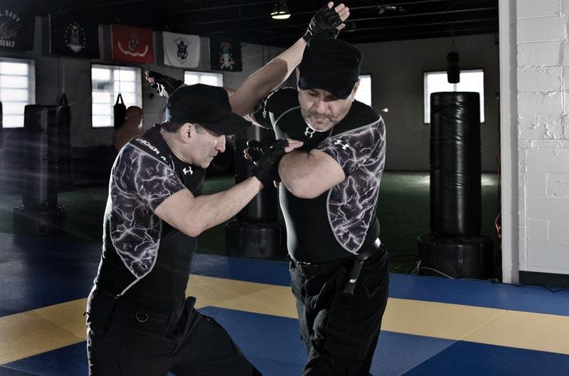 Self Defense Classes For Men