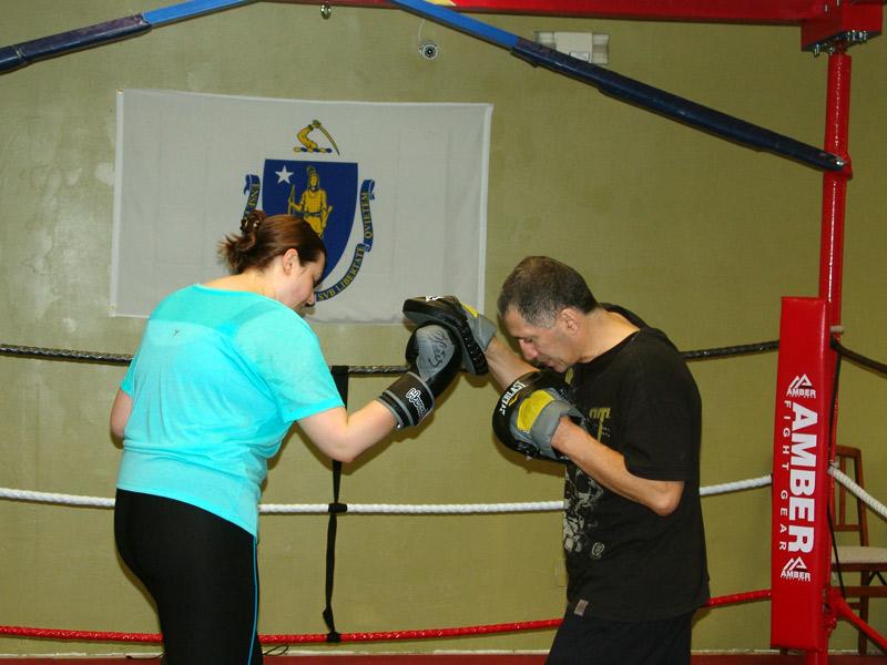 self-defense
